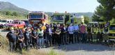 El Plan Infomur registra dos incendios forestales en el periodo de peligro alto de junio y julio
