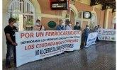 �Totana ir� a la Estaci�n de Lorca en defensa del Tren!