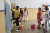 El Ayuntamiento culmina la puesta a punto de los centros escolares para el inicio del curso
