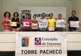 La concejalía de Deportes del Ayuntamiento de Torre Pacheco, pone en marcha una variada programación de actividades deportivas.