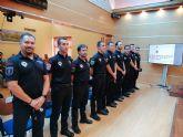 9 nuevos cabos se incorporan a la plantilla de la Policía Local de Molina de Segura