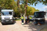 El servicio de recogida de residuos incorpora tres nuevos equipos