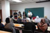 25 miembros de la comunidad musulmana comienzan el curso de conocimiento del idioma
