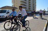 Los ciudadanos eligen la realización de paseos marítimos, una pasarela de madera y carriles bici para el desarrollo de la zona norte de La Manga