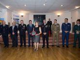 La Policía Nacional de Alcantarilla celebró la festividad de su Patrón 2016