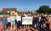 Fomento eliminará un punto negro de tráfico en el eje de comunicación entre Beniel y el límite de la provincia de Alicante