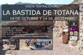 Programan para este otoño dos visitas teatralizadas y una ambientada al yacimiento de La Bastida