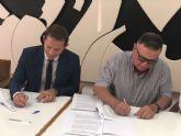 El Ayuntamiento firma un Convenio de Colaboración con la Asociación Local de Pensionistas de Dolores de Pacheco