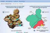 Nivel preventivo por partículas en La Aljorra y Alumbres