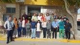 Ampl�an en cuatro plazas la atenci�n que presta a personas con enfermedad mental de Totana y comarca