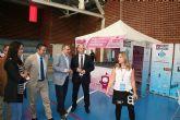 Abre en Alcantarilla la Feria Tecnológica SICARM en el pabellón deportivo 'Ntra. Sra. de la Salud'