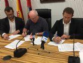 Firma de Convenio para la promoción y divulgación del Cuaternario y de la Paleoantropología en el municipio de Torre-Pacheco