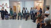 Visita de la consejera de familia y la directora del IMAS al Centro de Día de Moratalla