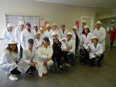 Los Centros de Día para Personas Mayores Dependientes de Totana visitan MOYCA
