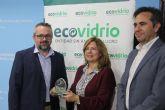 El plan estival de Ecovidrio incrementa un 18% el reciclado de vidrio en San Pedro del Pinatar