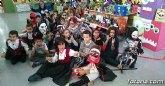 El CEIP La Cruz celebró Halloween