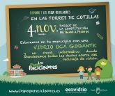 La campaña escolar de los 'peque-recicladores' invita a una divertida jornada de concienciación