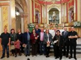 En la presentación del libro 'Camina hacia la vida' de un entrañable amigo de Las Torres de Cotillas : Juan Pérez