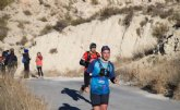 Javier Peñas, del Club Totana Triathlón, participó en la Falco Trail 2017