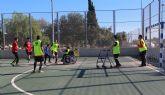 San Pedro del Pinatar celebra el Día Internacional de las Personas con Discapacidad con deporte inclusivo