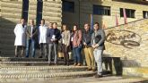 El Alcalde destaca el compromiso 'firme y decidido' de La Comarca por la creación de empleo y el fomento de la actividad económica en Lorca
