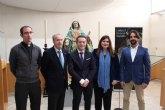 La Dolorosa de Salzillo de Lorquí se expone en el Museo de la capital con otras obras del escultor murciano