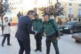 El Delegado del Gobierno en Murcia preside la Junta Local de Seguridad en Bullas