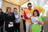 Marcha para conmemorar el Día Internacional de las Personas con Discapacidad
