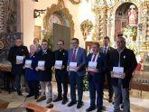 Se presenta una nueva edición de Cuadernos de La Santa en el Santuario de la Patrona