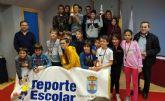 La Fase Local de Ajedrez de Deporte Escolar cont� con la participaci�n de 48 escolares