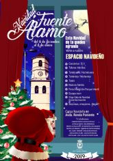 Fuente Álamo presenta su programación de navidad cargada de actividades para todas las edades