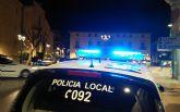 La Polic�a Local detiene a cuatro personas durante el pasado fin de semana por presuntos delitos contra la seguridad vial