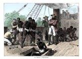 'Black Friday: se venden esclavos negros a precio de saldo'
