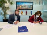 El Ayuntamiento de Torre Pacheco y la Asociación PROMETEO renuevan convenio de colaboración un año más