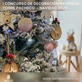 I Concurso de Decoración Navideña en Torre Pacheco, Navidad 2020