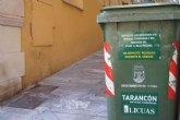 Recogida de residuos en los pr�ximos d�as festivos de diciembre