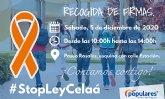 El Partido Popular de Molina de Segura recogerá firmas este sábado contra la Ley Celaá