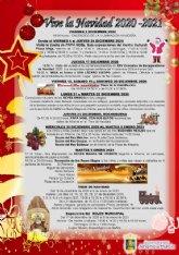 Vive la Navidad 2020-2021 en Alhama de Murcia