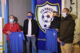 La Escuela de Fútbol Base Pinatar, estrena nueva imagen