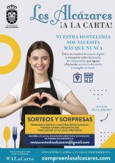 'Los Alcázares ¡A la Carta!'