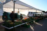 El Mercadillo Semanal de la pedanía de El Paretón-Cantareros se mantiene el viernes, día 6 de enero, coincidiendo con la festividad de Reyes Magos