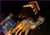La Cabalgata de los Reyes Magos de Oriente recorre mañana las principales calles de Totana