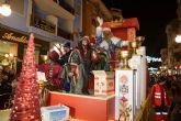 Los Reyes Magos llegan este jueves en barco a Puerto de Mazarrón