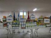 COEC entrega 500 kilos de alimentos al Banco de Alimentos del Ayuntamiento de Los Alcázares