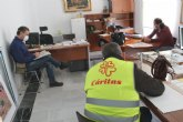 Se conceden sendas subvenciones de 12.500 euros a Caritas de las parroquias de Santiago y Las Tres Avemarías, respectivamente