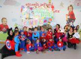 La Red Municipal de Guarderías de Puerto Lumbreras celebra el Carnaval