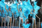 Cerca de 1.500 carnavaleros desfilarán este fin de semana por las calles de Mazarrón
