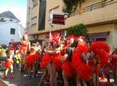 Alcantarilla celebra el próximo domingo el gran desfile de Carnaval