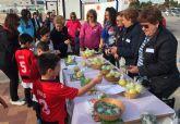 Las Torres de Cotillas celebra el 'Día Internacional Contra el Cáncer' de una manera muy especial