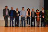 Silvia Tomás, Joaquín Sánchez y Paco Bermejo reciben su homenaje como 'Torreños del Año'